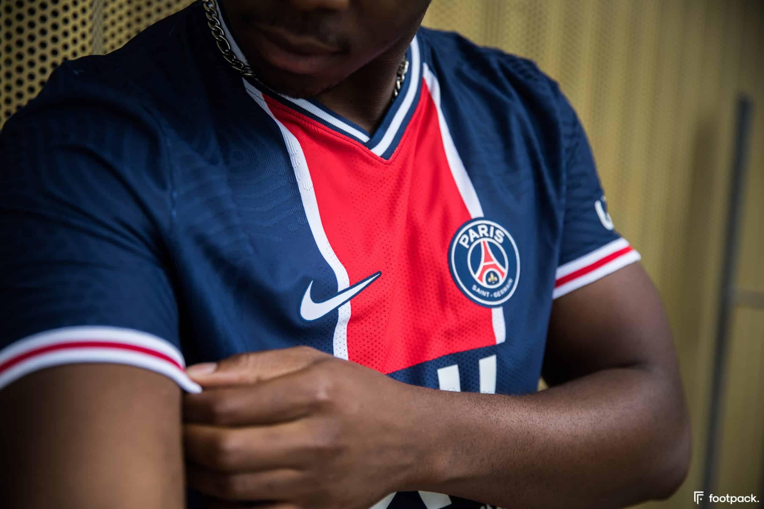 Nike et le PSG dévoilent les maillots de la saison